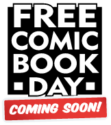 Not Free Comic Book Day